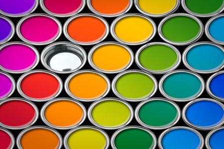Paint, Ink & Gum